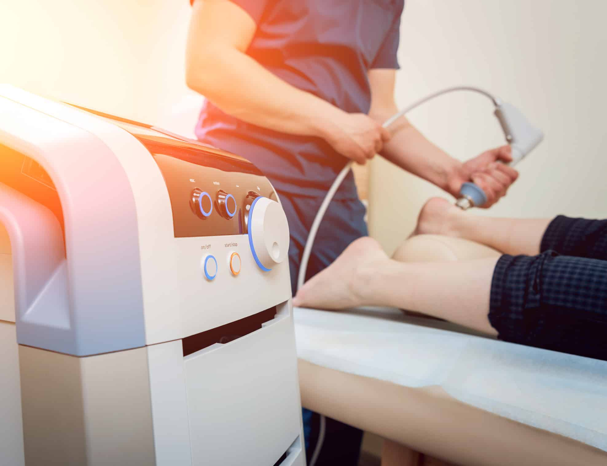 Shock Wave Therapy & Scar Tissue Elasticity