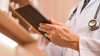 Physicians Report Sharing Office Visit Notes Beneficial Overall