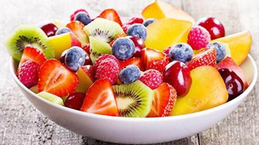 Whole-Fruit Intake May Reduce Risk for Type 2 Diabetes