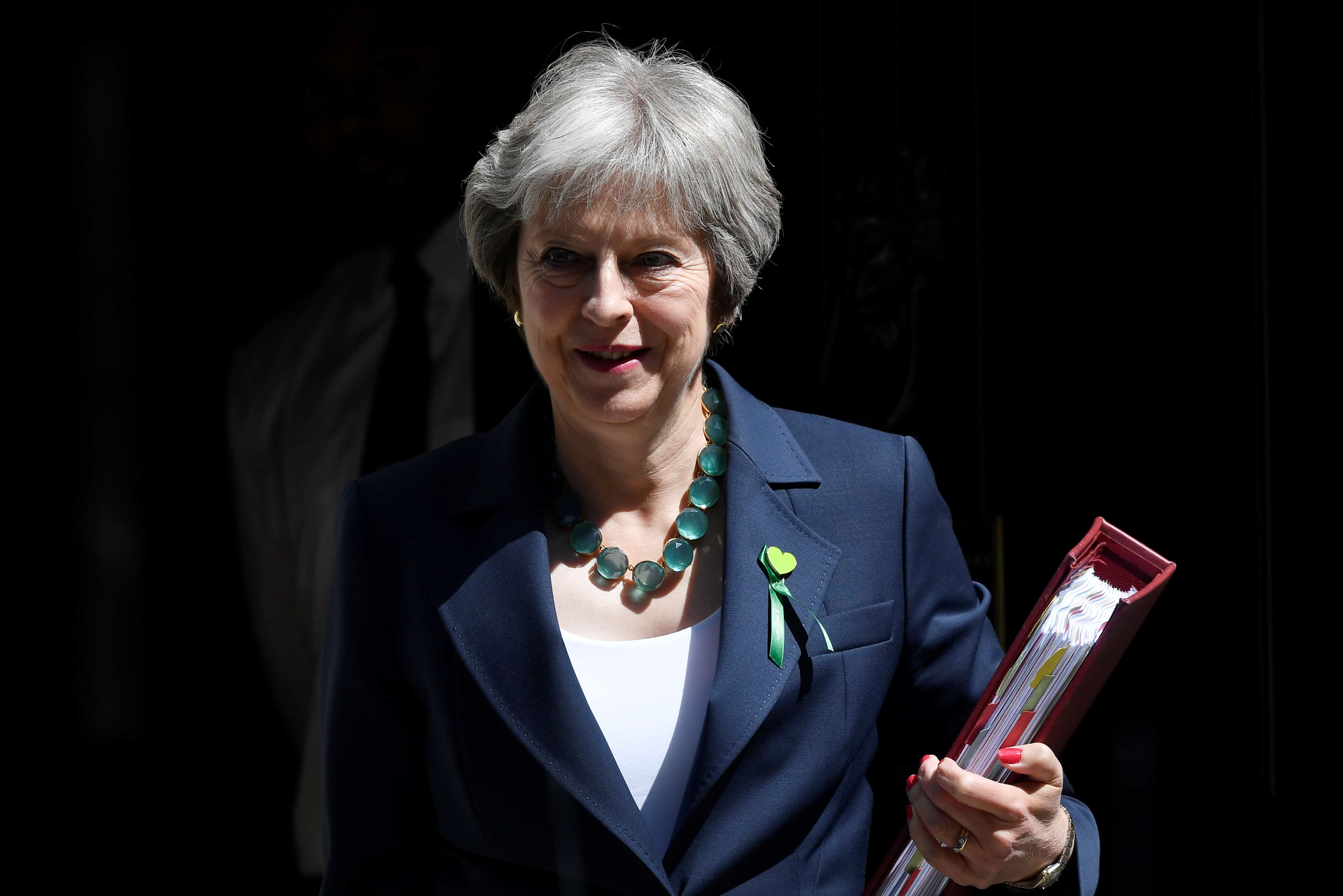 UK PM May's healthcare funding rise wins broad cabinet support: spokesman