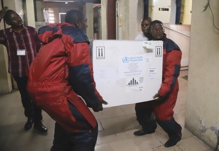 Congo health ministry confirms 11 new cases of Ebola