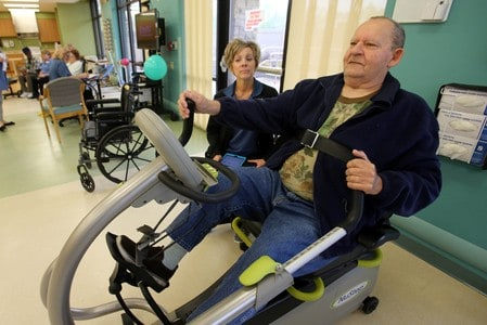 Exercise Training for Interstitial Lung Disease