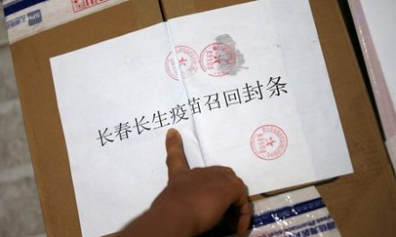 China says vaccine maker Changsheng broke manufacturing rules, faked records: Xinhua