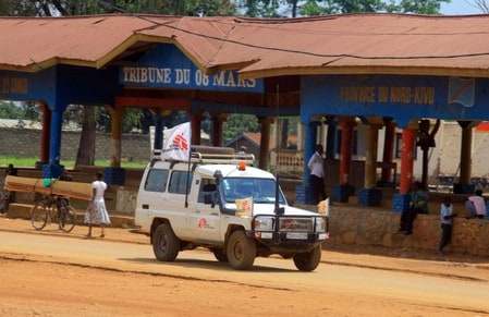 Congo to use Ebola vaccine as early as next week: health minister