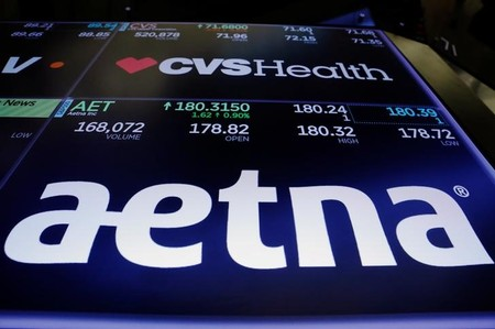 American Medical Association opposes merger of CVS and Aetna