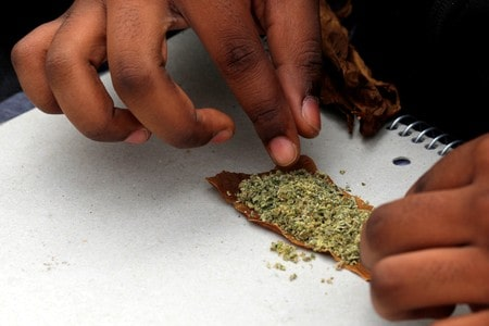 Teen pot users may hallucinate, become paranoid