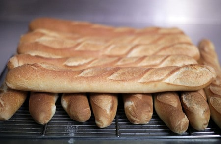 French baguette faces pinch from anti-salt lawmakers