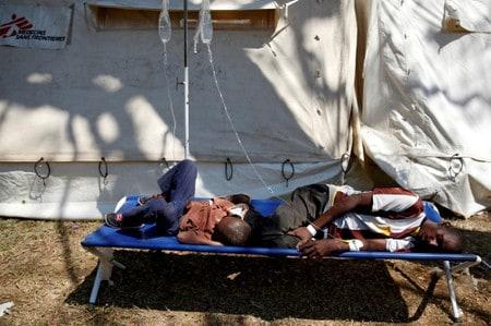 Aid agencies ramp up response to Zimbabwe cholera outbreak