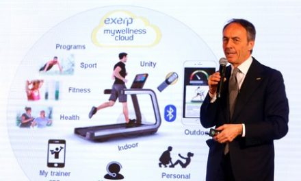Technogym targets content fix for fitness fans to sustain growth