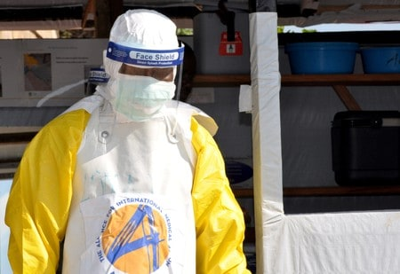 WHO extremely concerned about Ebola 'perfect storm' in Congo