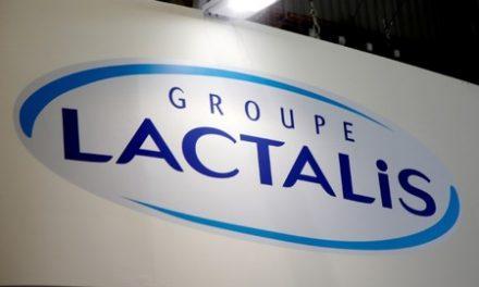 French prosecutors step up probe into baby milk contamination at Lactalis