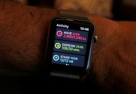 Hip and knee surgeons to use Apple Watch to monitor patients