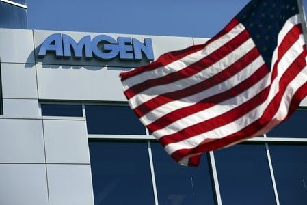 Amgen cuts price of cholesterol drug Repatha by 60 percent