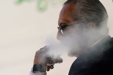 More Americans say vaping is as dangerous as smoking cigarettes: Reuters poll