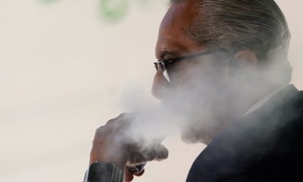 U.S. CDC recommends against using vapes with marijuana ingredient