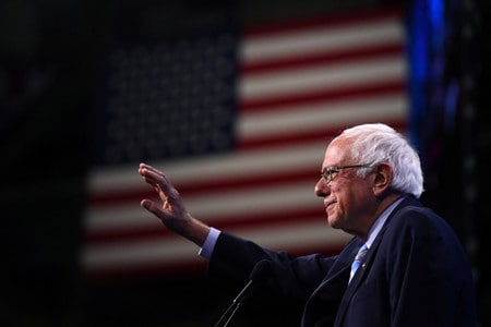 Sanders presidential campaign pivots health scare to Medicare for All message