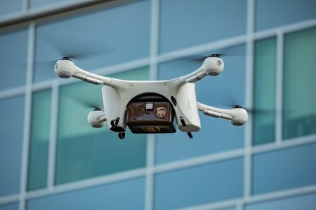 Drugstore drones: UPS will fly CVS prescriptions to U.S. customers