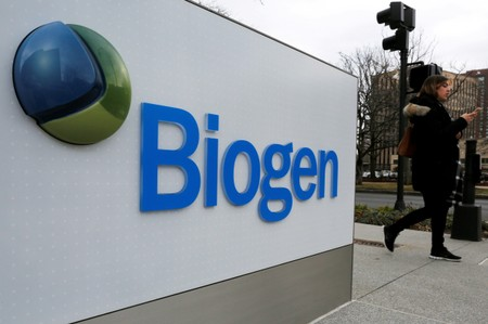 Small relief for Biogen in MS drug approval