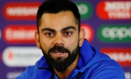 India's Kohli hails Australia's Maxwell on mental health issue