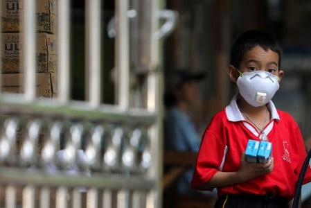 Air Pollution Exposure & Psychotic Experiences During Adolescence