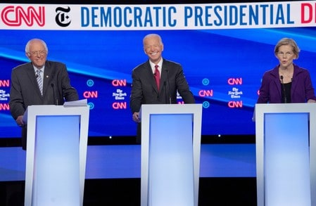 Where Democratic presidential candidates stand on 'Medicare for All' ahead of next debate