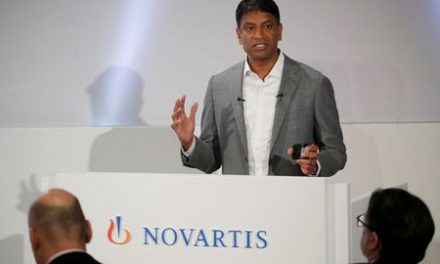 Novartis CEO plans 80+ submissions for drug approvals through 2022