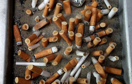 Tobacco epidemic at turning point as male smoking rates stall: WHO