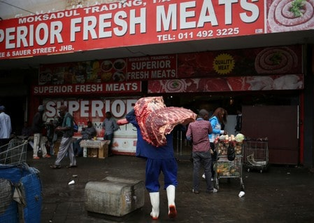 Namibia suspends meat imports from South Africa over foot and mouth disease