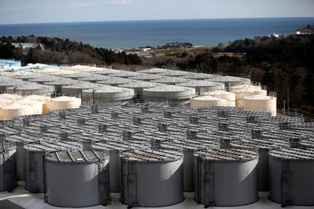 Eight years on, water woes threaten Fukushima cleanup