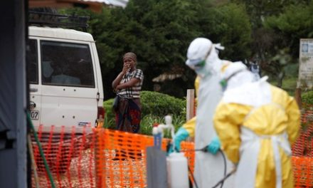 Congo registers record 15 new Ebola cases in one day