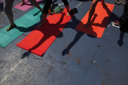 Yoga may help ease mood disorders in Parkinson's patients