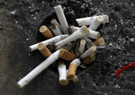 Teen cigarette smoking declining more slowly in rural U.S.