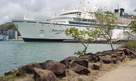Caribbean nation of St. Lucia quarantines cruise ship over measles case