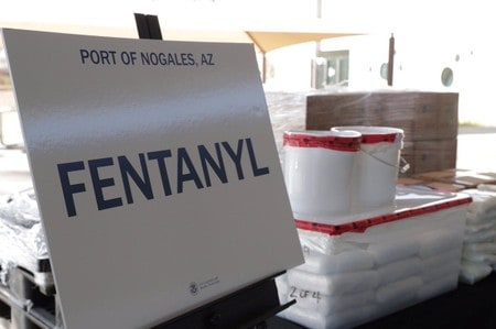 Trade frictions raise questions about China's fentanyl promise