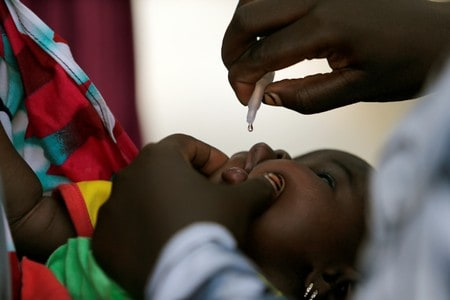 WHO counts down Africa polio clock despite fears of new outbreak