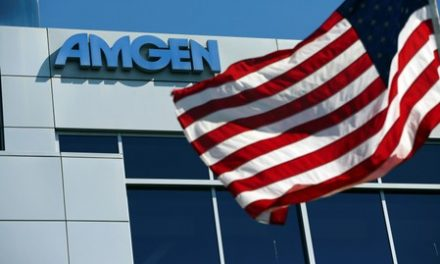 Amgen drug shows high response rate in small lung and colon cancer trial