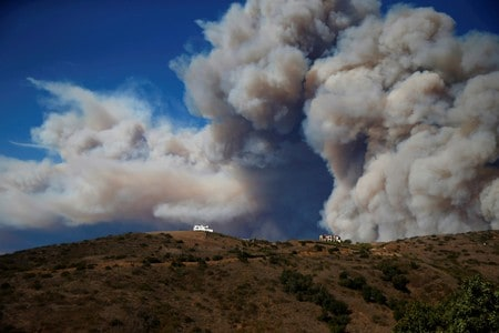 Wildfire smoke worse for kids' health than prescribed burns