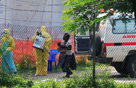Uganda clears three experimental Ebola treatments, watches for spread