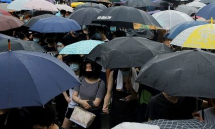 Mental health issues in Hong Kong surging amid tumultuous protests, experts say
