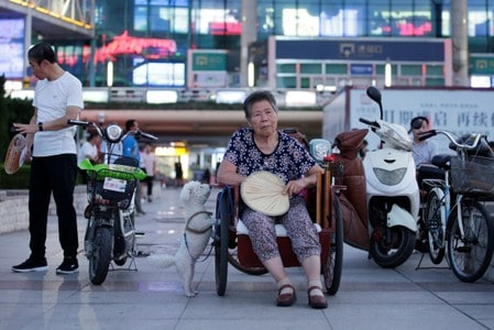 Smart home tech makes inroads into China's emerging elderly care market