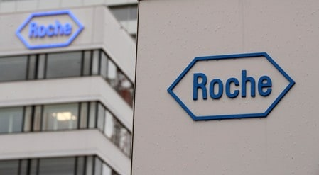 Roche cancer treatment priced at $17,050 a month, lower than rival Vitrakvi