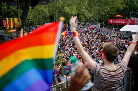 No 'gay gene', but study finds genetic links to sexual behavior