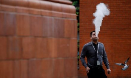 CDC, FDA report 215 cases of respiratory illness possibly tied to vaping