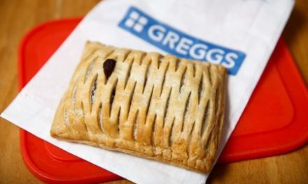 Britain's Greggs follows vegan sausage roll success with meatless steak bake