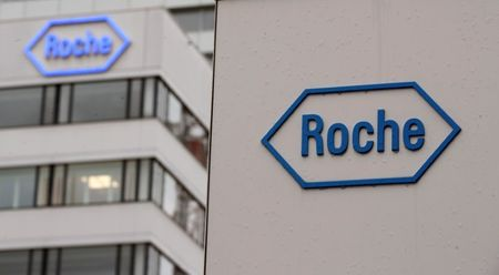 Roche's SMA drug trial win bolsters $2 billion sales prospects