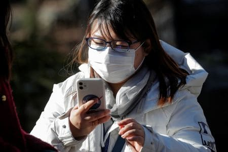 Coronavirus worries have surgical masks flying off shelves in New York's Chinatown