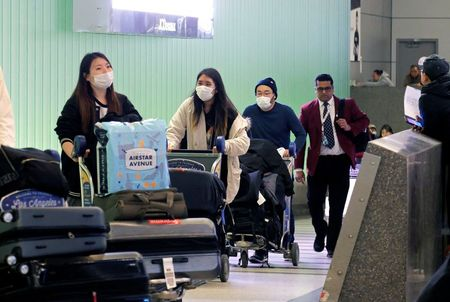 Officials confirm five U.S. cases of coronavirus after China travel