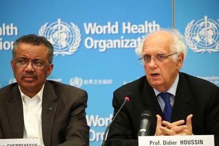 WHO declares China virus outbreak an international emergency