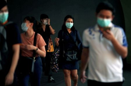 Demand for masks soars 100-fold, disrupting coronavirus fight: WHO
