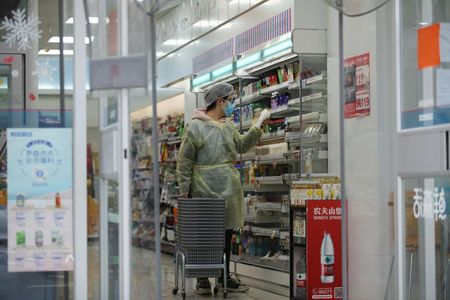 New coronavirus cases lowest since Jan. 31 in China province at outbreak's epicenter